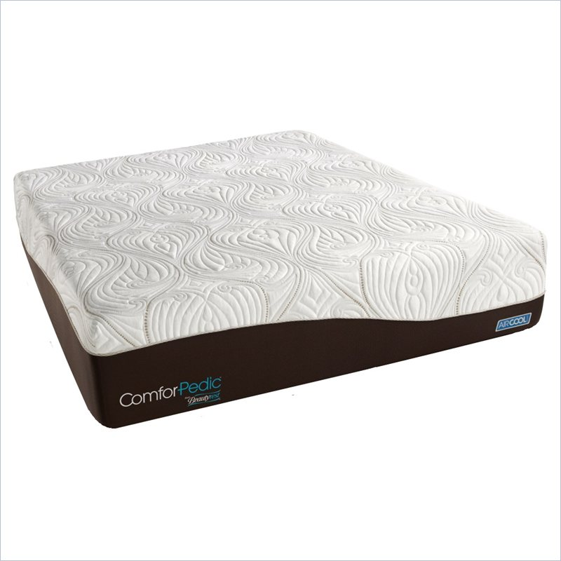 Simmons Beautyrest ComforPedic Sophisticated Rest Plush Firm Mattress - King at Sears.com