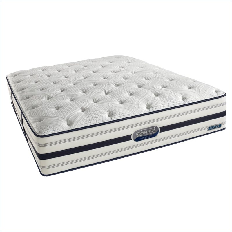 Simmons BeautyRest Recharge World Class Kimble Ave Luxury Firm Mattress - California King at Sears.com