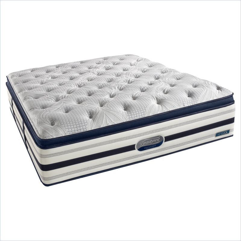 Simmons BeautyRest Recharge World Class Kimble Ave Luxury Firm Super Pillow Top Mattress - King at Sears.com