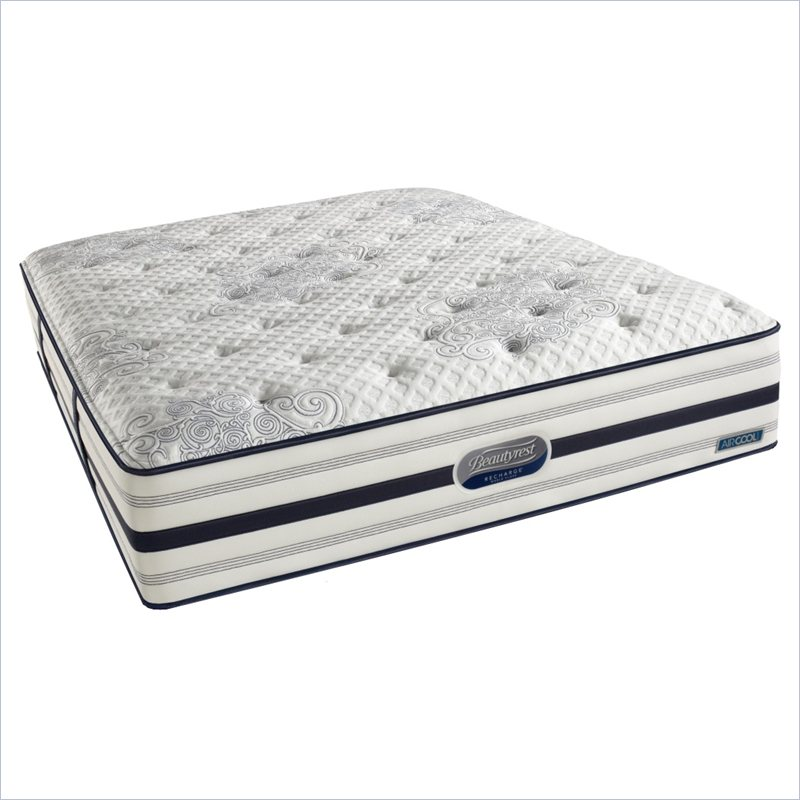 Simmons BeautyRest Recharge World Class River Lily Luxury Firm Mattress - California King at Sears.com