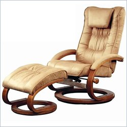 Mac Motion 82 Series Microfiber Recliner Chair