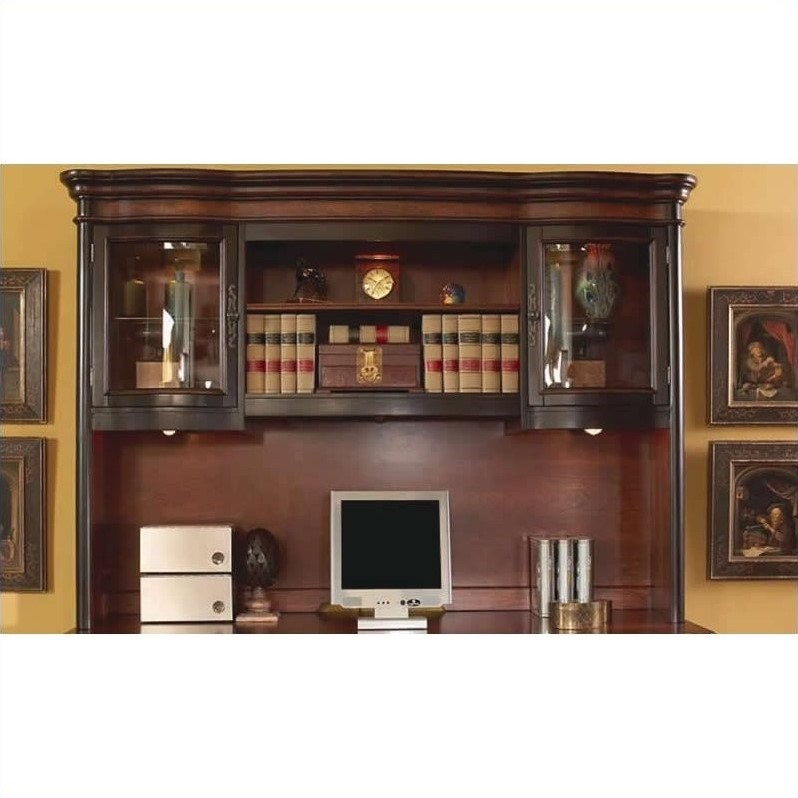 Coaster Pergola Hutch for Home Office Credenza Desk at Sears.com