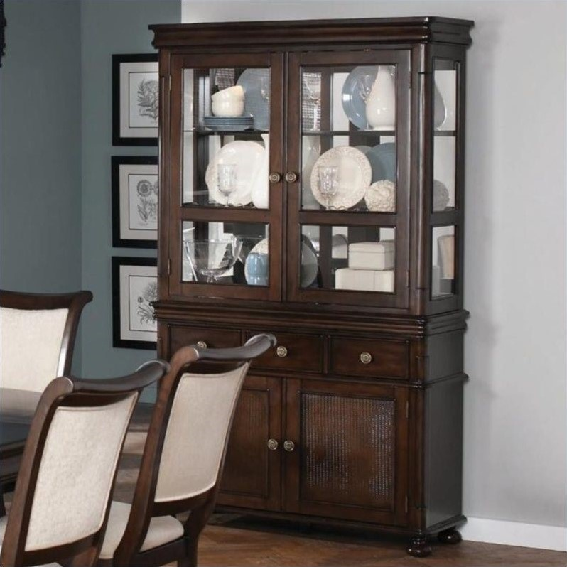 Coaster Harris Dining Buffet with Hutch at Sears.com