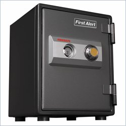 First Alert Combination Fire Safe