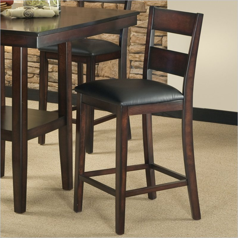 Standard furniture pendelton counter height stools 10034 - Standard counter height stool ...