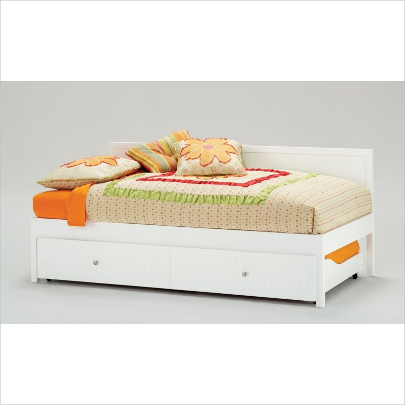 Hillsdale Cody Twin Daybed And Trundle in White Finish at Sears.com