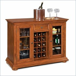 Home Styles Homestead Bar Cabinet