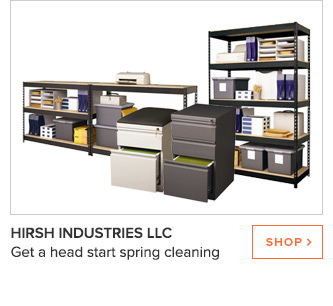 Hirsh Industries - File Cabinets