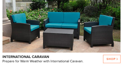 International Caravan - Outdoor Furniture