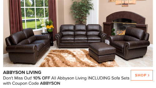 Abbyson Living - Sofa Sets