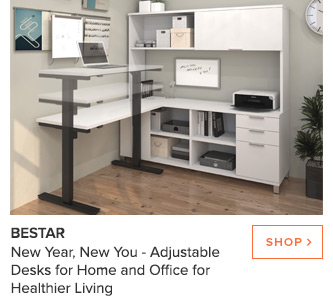 Bestar - Adjustable Desks