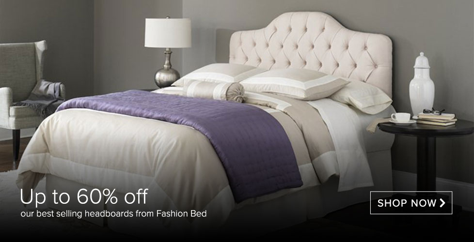 Fashion Beds - Headboards