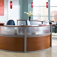 reception desks