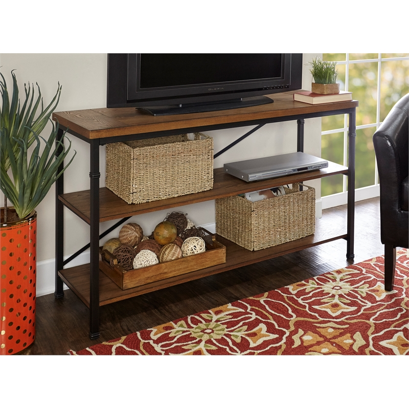 floor decor austin.htm linon austin wood and metal tv stand in brown 862253ash01u  linon austin wood and metal tv stand in