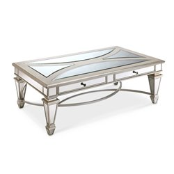 Magnussen Novella Coffee Table in Chalk