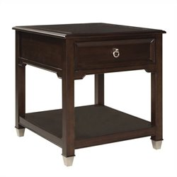 Magnussen Darien Square Storage End Table