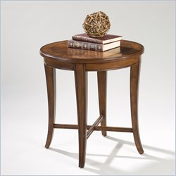 Magnussen Kingston Round End Table