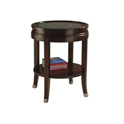 Magnussen Lakefield Tables Round End Table