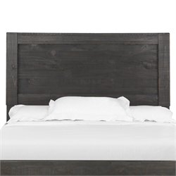 Magnussen Easton Panel Headboard in Dark Chocolate-SH7