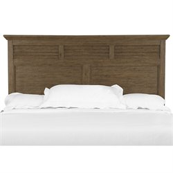 Magnussen Canyon Road Panel Headboard in Soft Caramel-SH5