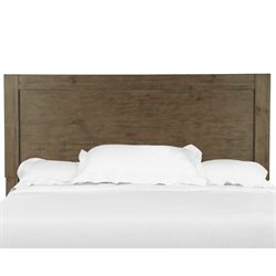 Magnussen Griffith Panel Headboard in Weathered Toffee-SH6