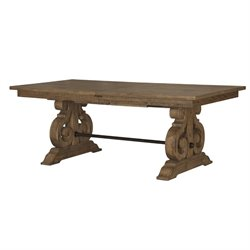 Magnussen Willoughby Dining Table in Weathered Barley