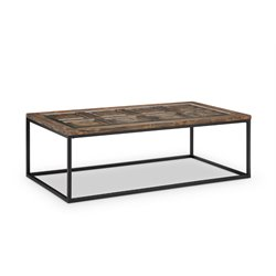 Magnussen Rochester Coffee Table in Burnished Brown
