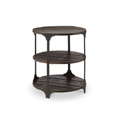 Magnussen Rydale Round Accent End Table