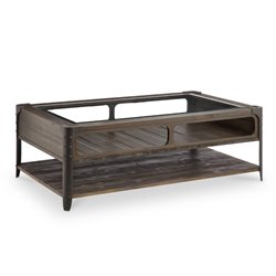 Magnussen Rydale Coffee Table with Casters