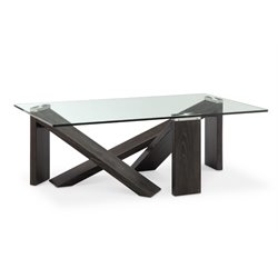 Magnussen Terra Alta Coffee Table in Espresso
