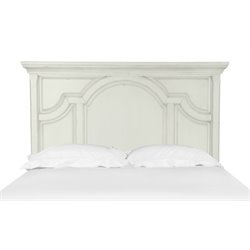 Magnussen Hancock Park Panel Headboard in Vintage White-SH9