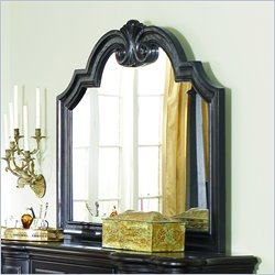 Magnussen Vellasca Wood Shaped Mirror