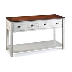 Magnussen Bellhaven Wood Sofa Table