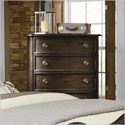 Magnussen Muirfield Drawer Chest in Distressed Pine