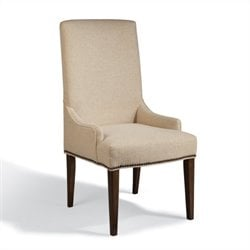 Magnussen Rothman Upholstered Chair in Warm Stained