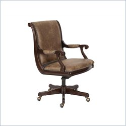 Magnussen H2352 Lafayette Fully Upholstered Desk Chair