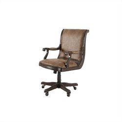 Magnussen H2354 Broughton Hall Fully Upholstered Desk Office Chair