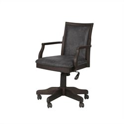 Magnussen H2588 Barnhardt Fully Upholstered Desk Office Chair