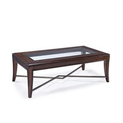 Magnussen Acclaim Coffee Table in Chestnut
