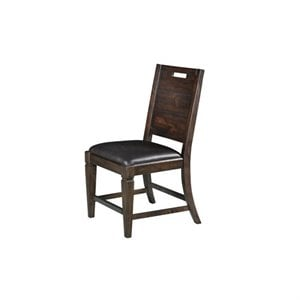 Magnussen Pine Hill Upholstered Dining Chair in Rustic Pine