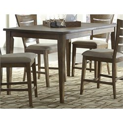 Liberty Furniture Pebble Creek I Counter Height Dining Table