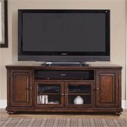 Liberty Furniture Martinique TV Stand in Java
