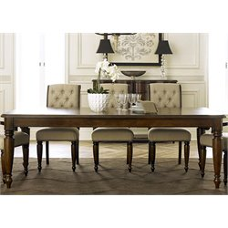 Liberty Furniture Cotswold Dining Table in Cinnamon
