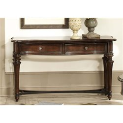 Liberty Furniture Kingston Console Table in Cognac