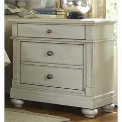 Harbor View 2 Drawer Nightstand