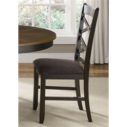 Bistro Double X Back Dining Side Chair