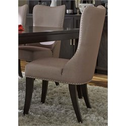 Platinum Upholstered Dining Side Chair