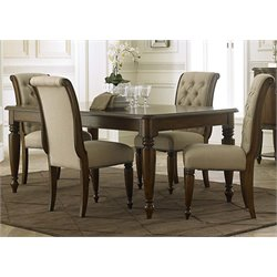Cotswold Dining Set in Cinnamon