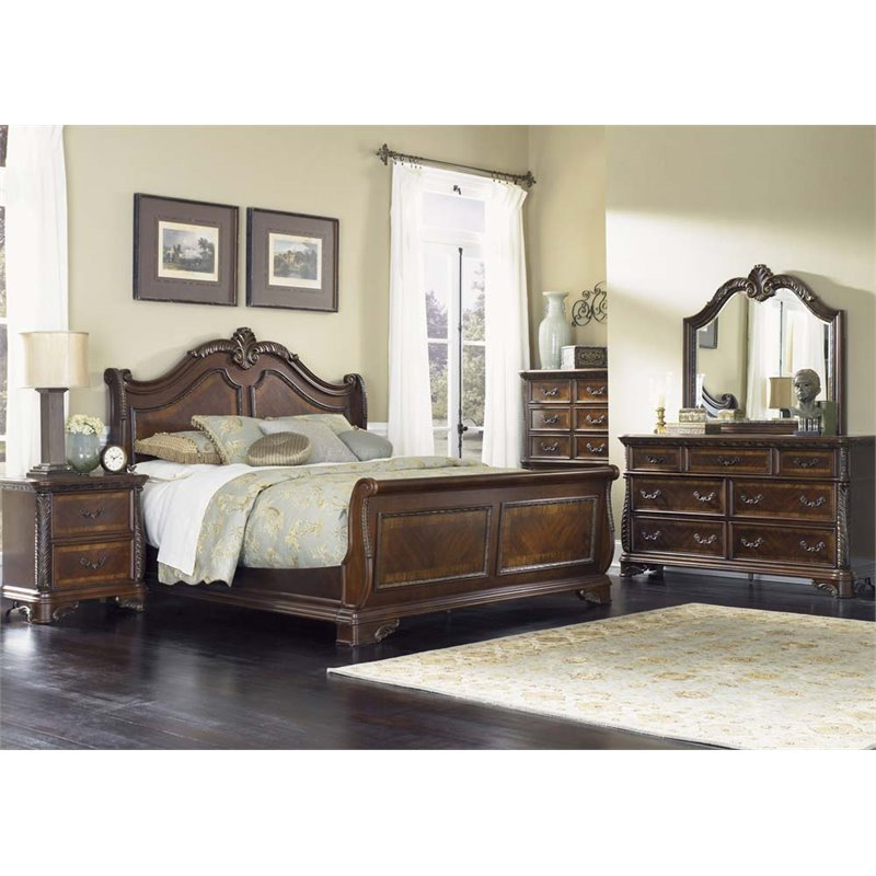 Trend Sleigh Bedroom Sets Ideas