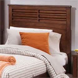 Chelsea Square Panel Headboard in Burnished Tobacco